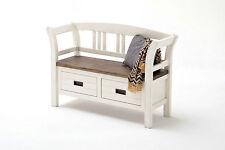 sitzb nke hocker f r flur diele ebay. Black Bedroom Furniture Sets. Home Design Ideas