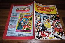 Clever & Smart # 37 -- F. Ibanez 1985 // con la pubblicità: he-Man Masters of Universe