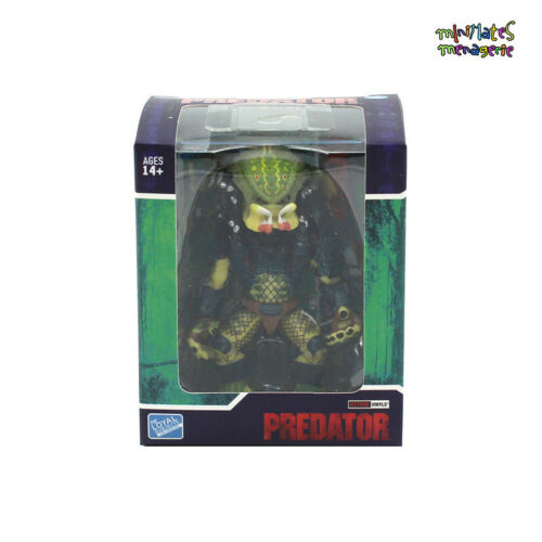 "Loyal Subjects Predator Wave 1 perdu /""BORG/"" Predator Vinyl Figure"