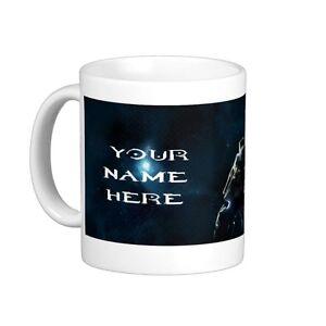 HALO 4 Personalised Coffee Tea Cup Mug Name Spartan Design Gift Xmas Birthday