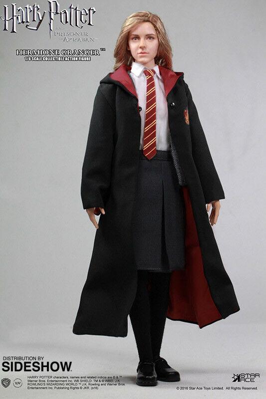 Harry Potter Emma Watson Hermione Teenage Ver. Acción Figura Estrella Ace Sideshow