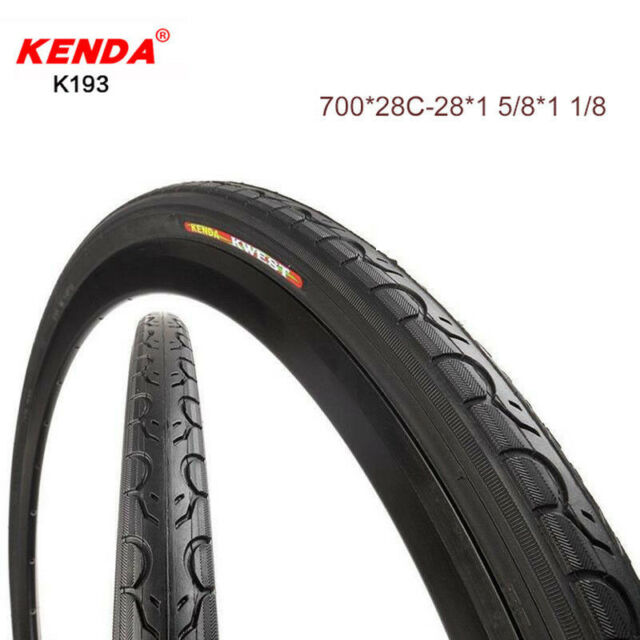 KENDA KALIENTE PRO 700X23C K925 ROAD TIRE~BK//WH NEW 212213 WITH STICKERS