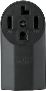 New Cooper Wiring Devices WD1225 30-Amp 125-Volt Dryer ...
