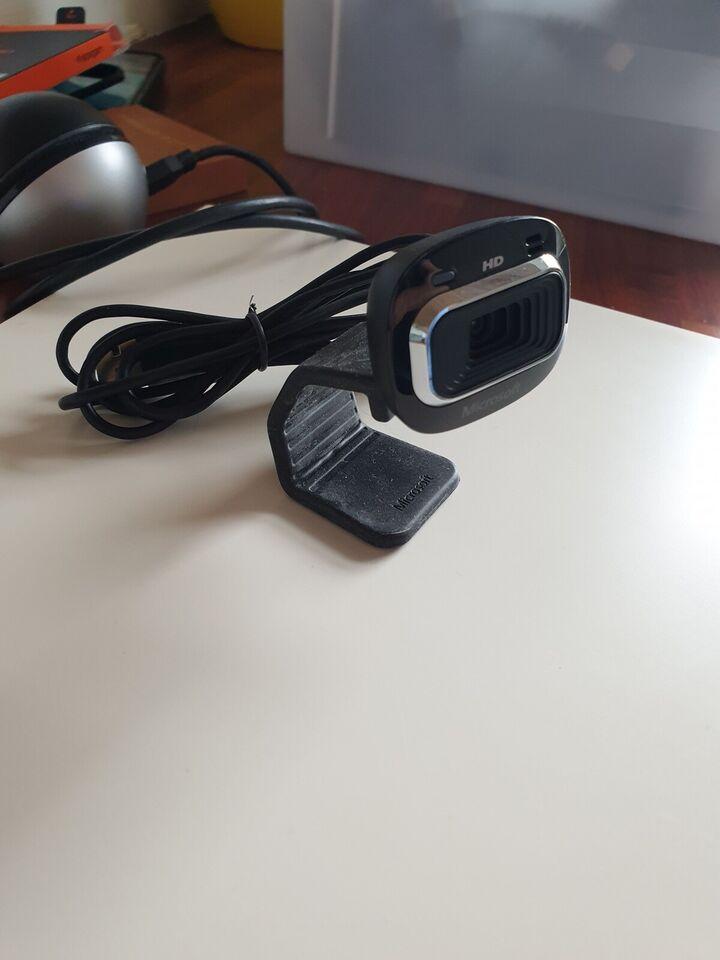 Webcam, Microsoft, God