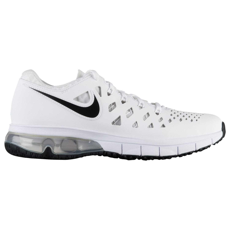8539b6c9ea46 Men s NIKE Air Air Air Trainer 180 TRAINING Shoes Size 9.5-13 White Black  (916460 100) 0a4511