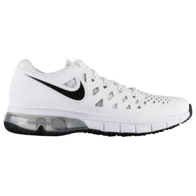 689c6fed25 Men's NIKE Air Trainer 180 TRAINING Shoes Size 9.5-13 White Black (916460  100