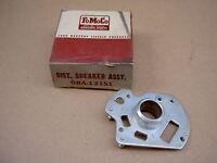 49-53 Ford 239 Distributor Breaker Assembly, 0ba-12151,