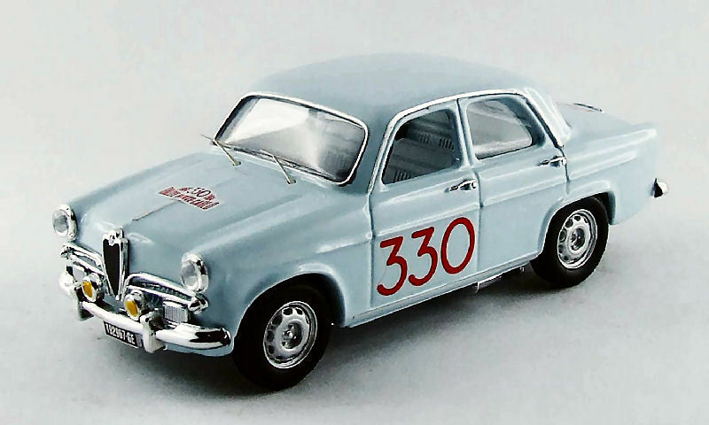 Alfa Romeo Giulietta T.I.  330 Monte Carlo 1964 Pinasco   Sanfilippo 1 43 Model