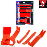 5pc Neiko No Scratch Tools For Removing Trim Molding Fastener Non Scratching