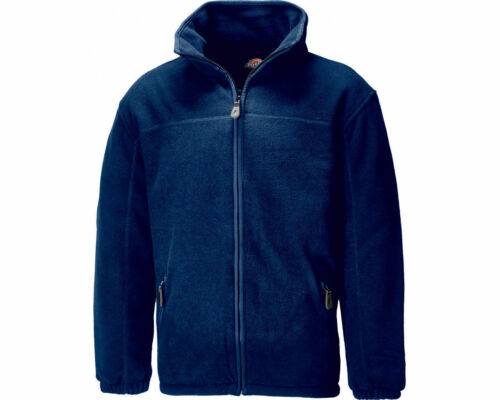 Dickies Padded Fleece Jacket Mens Durable Fully Lined Quilted Work JW81700