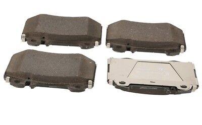 98-02 Front Rear Brake Discs+Pads W163 Mercedes ML320