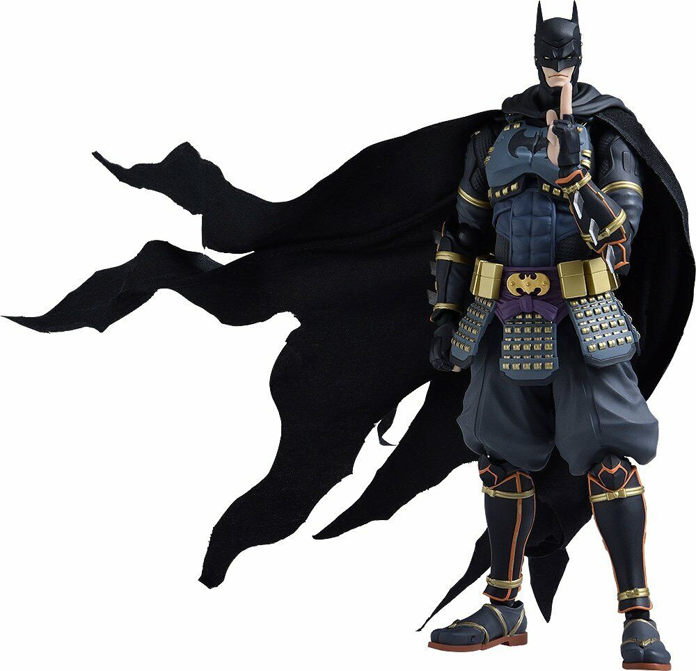 Figma Ninja Batman Non Scale ABS & PVC Painted Mova From japan