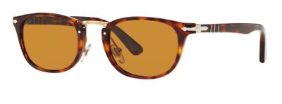 Persol Damen Herren Sonnenbrille 3127-s 24/33 50mm Braun Havana H Kaufe Jetzt