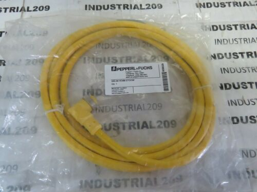 PEPPERL FUCHS V93-W-YE4M-STOOW CABLE NEW