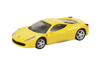 Schuco 20116-1//64 Ferrari 458 Italia Gelb Neu