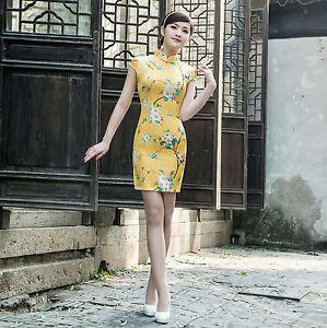 Asian-Traditional-Chinese-Clothing-Cheongsam-Qipao-Dress