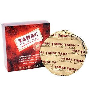 Tabac-Originale-Sapone-da-Barba-Ciotola-Ricarica-125g-Maurer-amp-Wirtz