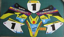 drz70 graphics stickers decals drz 70 mini bike suzuki drz 70 motocross mx