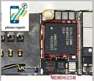 huge selection of 94166 5f764 Details about 2pcs original iPhone 6 6plus MDM9625M U_BB_RF OBA baseband  CPU ic 4G LTE IC chip