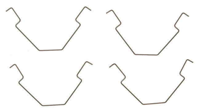 Brake Pad Drag Reduction Clip-R-Line Disc Front Raybestos H6021