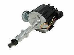 Oldsmobile HEI Distributor with OEM Cap 260-455 CI V8 Engines Black Cap JM6503BK