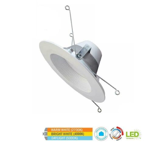 3 Pk COMMERCIAL ELECTRIC LED Downlight Wireless T62 Dimmable Wink compatible