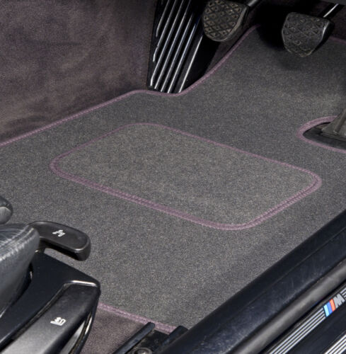 VW Transporter T4 Tailored Floor Mats 1990-2003 Non-Walkthrough Genuine UCP 3207