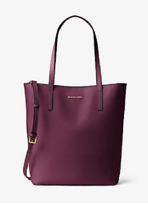 1abd7054bf99 Image is loading New-Authentic-Michael-Michael-Kors-MK-Emry-Large-