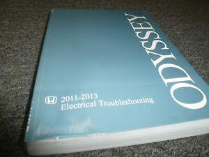 2011-2013 honda odyssey electrical wiring diagrams manual lx ex ex-l 2012 |  ebay  ebay