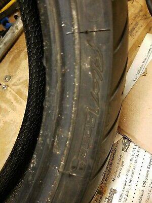 Michelin 37115 Pilot Road 3 Tire 120//70ZR-17 Front