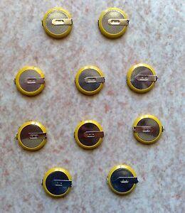 10 Piles Cr2032, Nes, Super Nintendo, N 64, Sega Megadrive / Genesis-enregistrer 3rcwugm6-07160515-477774276