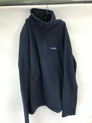 size Small PATAGONIA Women/'s Micro D 1//4-Zip Fleece 26278