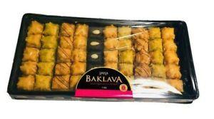 Layla baklavas pâtisserie boulangerie bonbons Turc Arabe 1 kg NOUVEAU