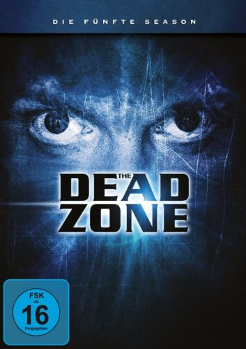 1 von 1 - 3 DVDs *  THE DEAD ZONE - SEASON / STAFFEL 5 - MB  # NEU OVP +