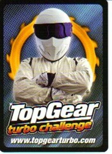 BASE CARDS  Choose Top Gear Turbo Challenge  Cards 120 To 179  COMMON