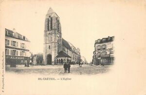 Creteil-CHURCH