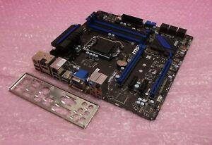 MSI-H97M-G43-LGA1150-DDR3-Intel-H97-Chipset-HDMI-DP-DVI-PCI-E-Motherboard-amp-IO