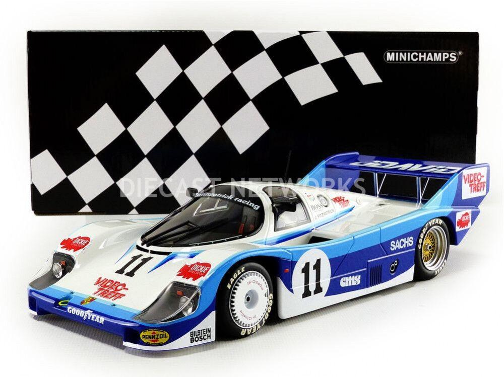 MINICHAMPS - 1 18 - PORSCHE 956 K - 200 MEILEN NURNBERG 1983 - 155836691
