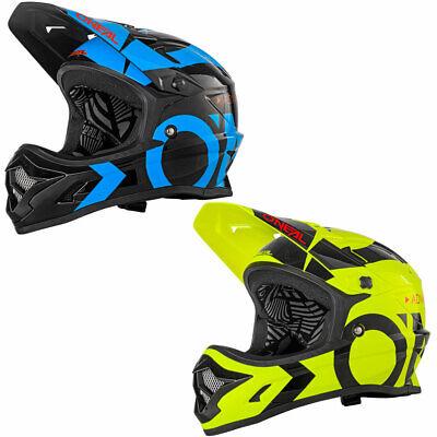 O/'Neal Backflip RL2 Slick Helmet 2019 Full Face Mountain Bike Downhill MTB BMX