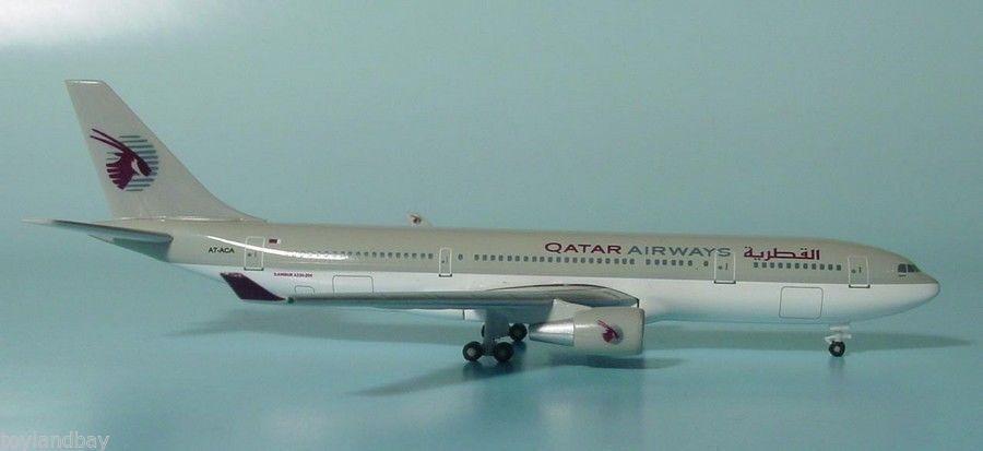 Herpa 508537 Qatar Airways Airbus A330-200 1 500 500 500 Escala Reg  a 7-aca Nuevo En Caja f14ae6