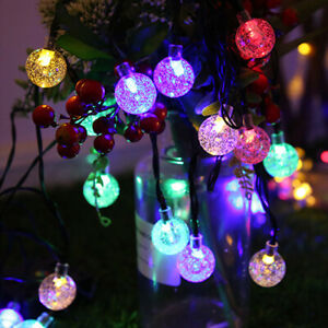 Solar-Powered-100LED-String-Light-Garden-Path-Yard-Decor-Lamp-Outdoor-Waterproof