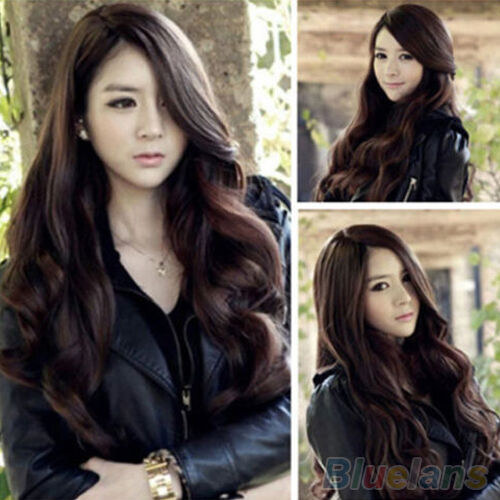 Women's  Cosplay Wig Long Curly Wavy Hair Full Wigs Party Costume Wig Little Hair Care & Styling