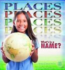 Places: What's in a Name? by Sharon Parsons (Paperback, 2015)