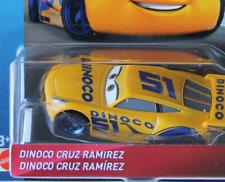 DISNEY PIXAR CARS 3 DINOCO CRUZ RAMIREZ 2017 SAVE 5/% WORLDWIDE FAST