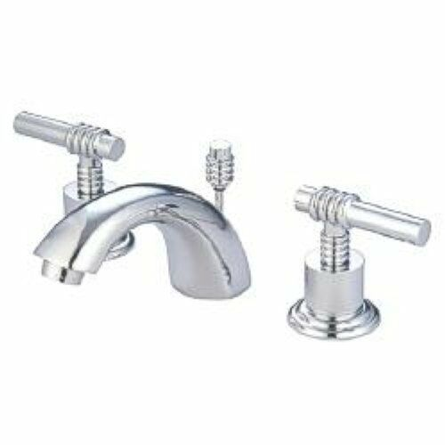 Chrome Bathroom Sink Faucet Faucets New KS2951ML