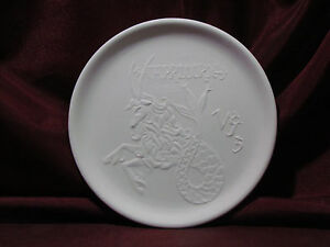 Paintable Ceramic Plates & Image Is Loading Ceramic-Bisque-Vintage