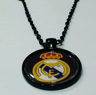 Soccer/Football Real Madrid  Necklace