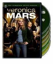 Veronica Mars Complete Series 3 DVD Collection [6 Discs] Set New and Sealed