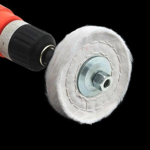 3/'/' Cloth Buffing Polishing Wheel Buffer Polish Jewelry Grinder Pad Handcraft