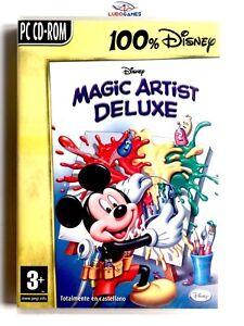 Magic-Artist-Deluxe-PC-Nuevo-Precintado-Videogame-Videojuego-Sealed-New-SPA